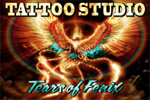 Tears of Fenix tattoo studio – Maspalomas