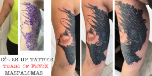 cover up realism tattoo gran canaria