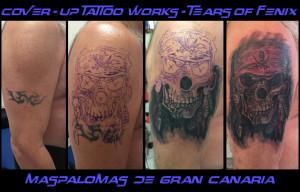 cover up tattoo artist gran canaria