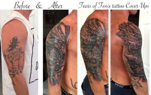 cover-up tattoo biomencanica